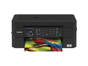 Brother MFC-J497DW Inkjet Multifunction Printer - Copier/Fax/Printer/Scanner