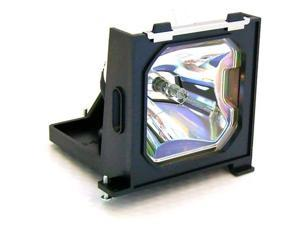 Ushio Eiki LC-X60 Projector Replacement Lamp with Housing Powered by Ushio