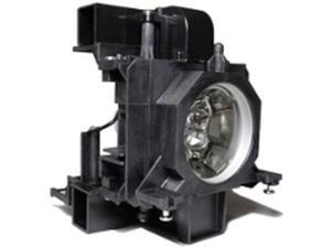 Sanyo POA-LMP136  OEM Replacement Projector Lamp . Includes New Ushio NSHA 330W Bulb and Housing