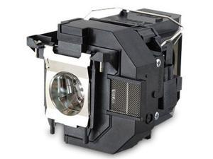 Epson VS250 SVGA 3LCD  Genuine Compatible Replacement Projector Lamp . Includes New UHE 210W Bulb and Housing