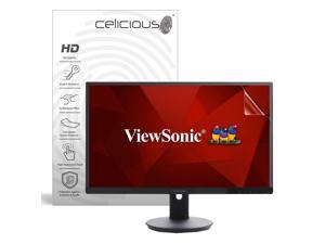 Celicious Vivid ViewSonic Monitor VG2253 Invisible Screen Protector [Pack of 2]