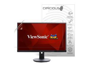 Celicious Vivid Plus ViewSonic Monitor VG2253 Mild Anti-Glare Screen Protector [Pack of 2]
