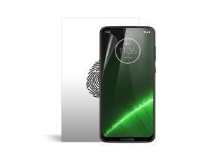 Celicious Vivid Flex Motorola Moto G7 Plus Invisible 3D Screen Protector [Pack of 3]