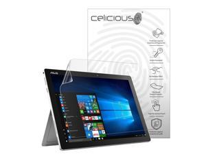 Celicious Vivid Plus Mild Anti-Glare Screen Protector Film Compatible with Asus Transformer Pro T304UA [Pack of 2]