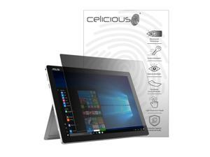 Celicious Privacy 2-Way Portrait Anti-Spy Filter Screen Protector Film Compatible with Asus Transformer Pro T304UA