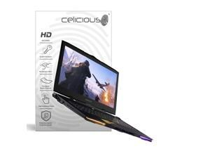Celicious Vivid Aorus X9 DT Invisible Screen Protector [Pack of 2]