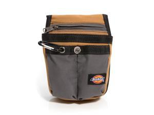 Dickies Work Gear 57005 Tool Pouch with Zippered Security Pocket