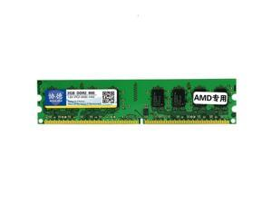 XIEDE X020 DDR2 800MHz 2GB General AMD Special Strip Memory RAM Module for Desktop PC