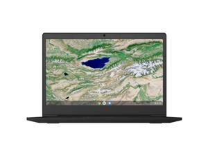 "Lenovo Chromebook S340-14 14"" 4GB 64GB Intel Celeron N4000, Onyx Black"