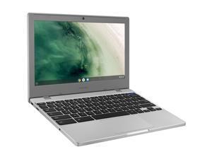 "Samsung Chromebook 4 11.6"" 4GB 64GB Intel Celeron N4000 X2 1.1GHz Chrome OS, Platinum Titan"