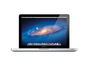 """Apple MacBook Pro MD313LL/A 13.3"""" 4GB 500GB Intel Core i5-2435M X2 2.4GHz, Silver"""