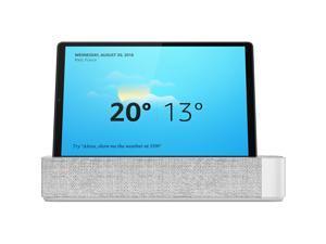 "Lenovo Smart Tab M10 with Alexa Smart Dock 10.3"" Tablet 128GB, Platinum Gray"