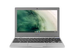 "Samsung Chromebook 4 11.6"" 4GB 32GB Intel Celeron N4000 X2 1.1GHz Chrome OS, Platinum Titan"
