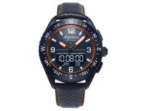 Alpina AlpinerX AL-283LNO5NAQ6L Smartwatch, Blue