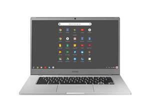 "Samsung Chromebook 4 Plus 15.6"" 4GB 128GB eMMC Celeron® N4000 1.1GHz ChromeOS, Platinum Titan"