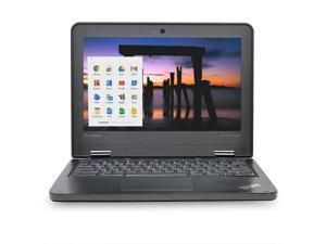 "Lenovo ThinkPad 11e Intel Celeron N2930 X4 1.83GHz 4GB 16GB SSD 11.6"", Black"