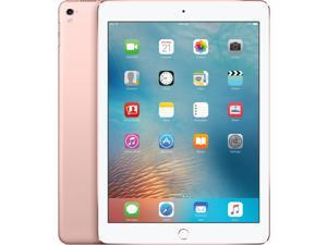 """Apple iPad Pro 9.7"""" MLYL2LL/A 128GB with Cellular  Multiple Providers, Rose Gold"""
