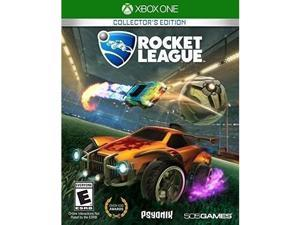 ROCKET LEAGUE for Xbox One rated E - Everyone