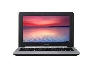 """Asus Chromebook C200MA-EDU Intel Celeron N2830 X2 2.16GHz 2GB 16GB 11.6"""", Black"""