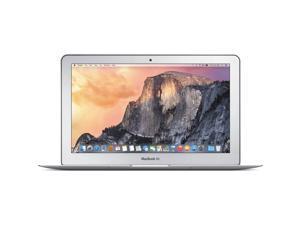 Apple MacBook Air MJVM2LL/A Intel Core i5-5250U X2 1.6GHz 4GB 128GB SSD, Silver (Scratch and Dent)