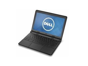 """Dell Chromebook XDGJH Intel Celeron N2840 X2 2.16GHz 4GB 16GB SSD 11.6"""", Black"""