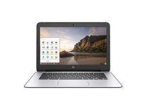 """HP Chromebook 14 G4 Intel Celeron N2840 X2 2.16GHz 4GB 16GB SSD 14"""", Black/Silver"""