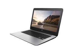 """HP Chromebook K4K11UT#ABA NVIDIA Tegra K1 X4 2.1GHz 4GB 16GB SSD 14"""", Black"""