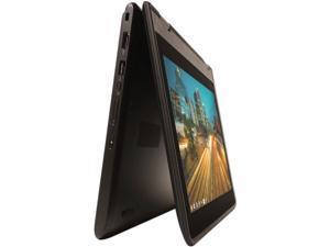 "Lenovo Chromebook 20DU000AUS Intel Celeron N2940 X4 1.83GHz 4GB 16GB SSD 11.6"", Black"