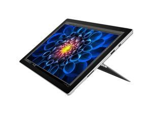 "Microsoft Surface Pro 4 12.3"" Tablet 128GB WiFi Intel Core i5-6300U X2 2.4GHz, Silver"