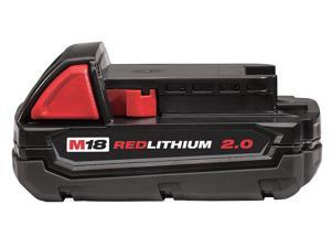 Milwaukee Electric Tool - 48-11-1820 - M18 REDLITHIUM 2.0 Compact Battery Pack