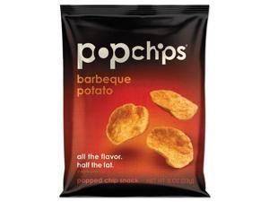 Potato Chips, BBQ Flavor, 0.8 oz Bag, 24/Carton 72200