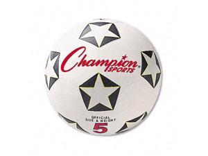 CHAMPION SPORTS CHAMPION SOCCER BALL NO 5