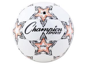 Champion Sports Viper Soccer Ball VIPER4