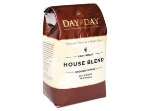 100% Pure Coffee, House Blend, Ground, 28 oz Bag 33700