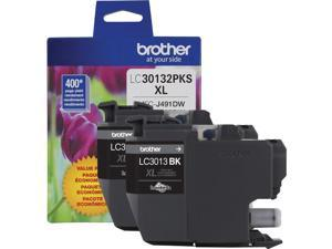 Brother LC30132PKS High YIeld Ink Cartridge - Dual Pack - Black