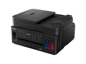 Canon - 3114C002 - Canon PIXMA G7020 Inkjet Multifunction Printer - Color - Copier/Fax/Printer/Scanner - 4800 x 1200 dpi