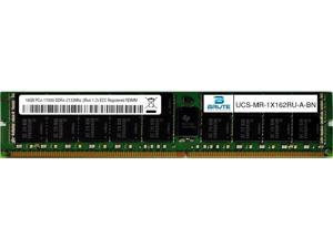UCS-MR-1X162RU-A - Cisco Compatible 16GB PC4-17000 DDR4-2133Mhz 2Rx4 1.2v Registered RDIMM