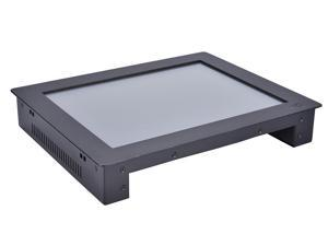 """Panel Touch Industrial All In One PC J1900 12.1"""" 4 Wire Resistive Z7"""