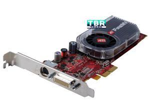 ATI FireMV 2250 X1 Multi-view PCIe x1 256MB Video Graphics Card