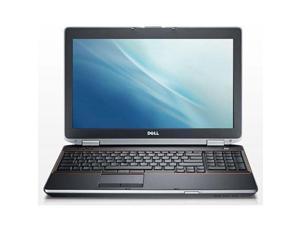 Dell 6520 i7 8GB 256GB SSD win 10 Pro