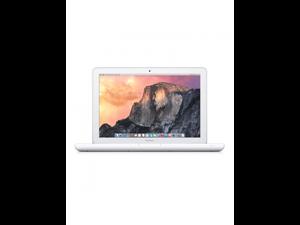 Apple MacBook MB403LL/A Intel Core Duo T830 X2 2.4GHz 2GB 250GB White (2008 Model)