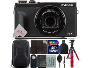 Canon PowerShot G5 X Mark II Digital Camera with Cleaning Accessory Kit