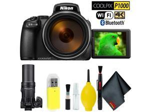 Nikon COOLPIX P1000 Digital Camera Base Kit Intl Model