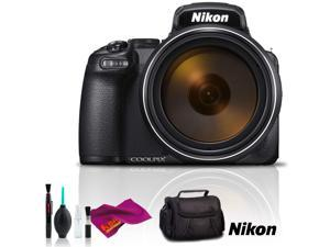 Nikon COOLPIX P1000 Digital Camera (Intl Model) - Standard Kit