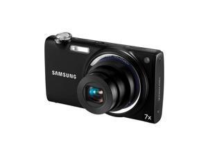 Samsung TL240 14.2 MP 7x Optical Zoom Digital Camera  (Black)