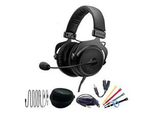 Beyerdynamic MMX 300 2nd Gen Conference Call Headset Work From Home Bundle Kit