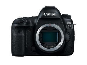 Canon EOS 5D Mark IV Full Frame Digital SLR Camera Body (USA Model) (Kit Box)