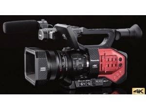 Panasonic AG-DVX200 4K Camcorder with Four Thirds Sensor and Integrated Zoom Lens (International Model)