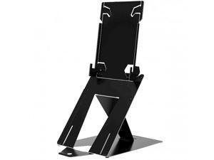 R-GO Duo Tablet Riser & Adjustable Laptop Stand - Black