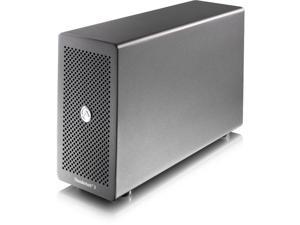 AKiTiO T3NL-T3DIY-AKTU Thunderbolt 3 PCIe Expansion Chassis for Half-Length, Full-Height, Double-Width Cards